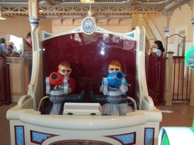 My Trip To Disneyland