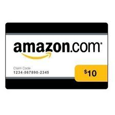 $10 Amazon Gift Card GIVEAWAY – CLOSED
