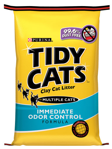It Takes Two: New Glade Tidy Cats at Sam's Club