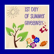 1st Day of Summer Giveaway