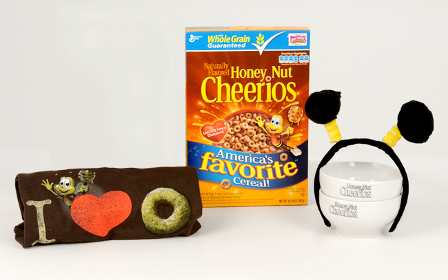 GIVEAWAY: Honey Nut Cheerios Prize Pack – CLOSED