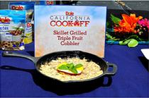 2011 Dole California Cook-Off Winning Grilling Recipes
