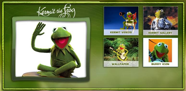 "Who is Excited for ""The Muppets"" Movie????  Q&A With Kermit!!!"