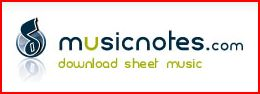 Musicnotes.com Giveaway from ShopAtHome.com: Five $50 Gift Cards!!