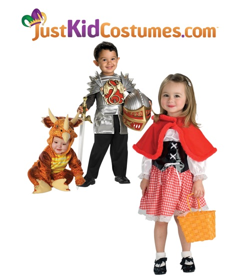 A Review of JustKidCostumes.com + 10% off and an Online Dress Up Room