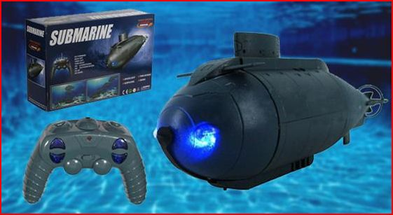 Remote Control Submarine $14 (Reg $50) or RC Helicopter $15 (Reg $50) + Free Shipping