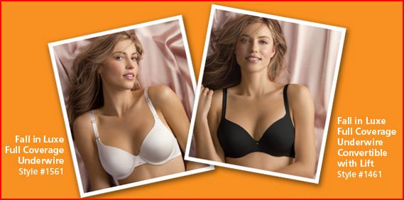 HOLIDAY GIFT GUIDE – Day 3: Olga and Warner's Bras – 4 Bras = 2 Winners CLOSED