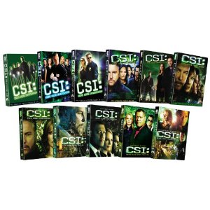 Today's Amazon Deals: CSI, G-Force PS Game, Christmas Book + More