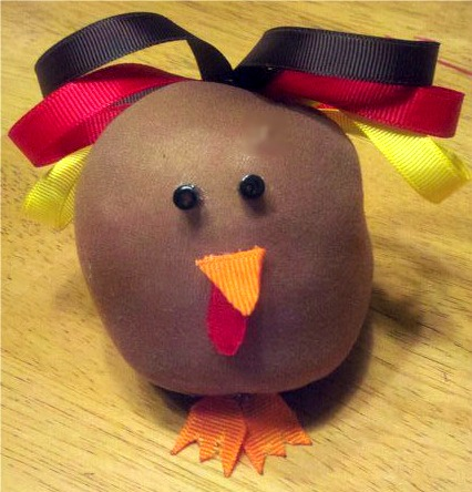 Turkey Thanksgiving Craft – Can Be Done With the Kids