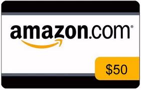 HOLIDAY GIFT GUIDE – Day 15: Win a $50 Amazon Gift Code