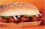 24 Hour Giveaway: Win 3 FREE McRib Coupons (2 Winners)
