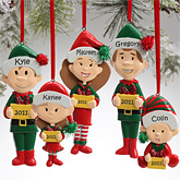 Personalized Christmas Ornaments for $14.95 + Free Shipping (Today only)