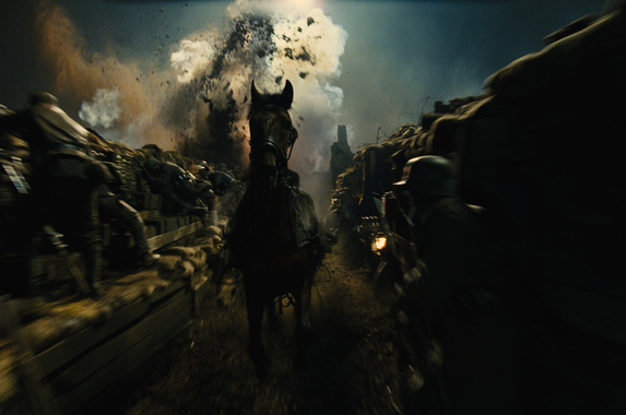 My Epic Movie Journey with War Horse