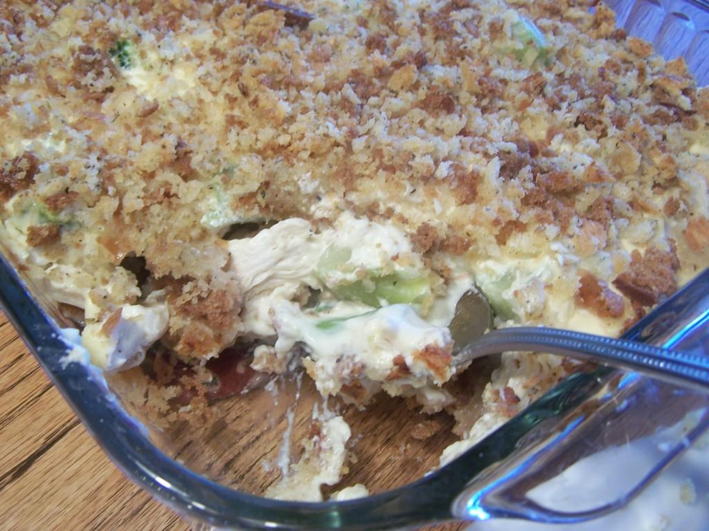 Company Chicken Casserole Recipe