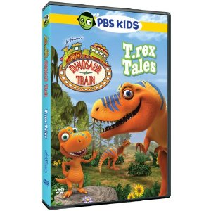 Dinosaur Train DVD Giveaway
