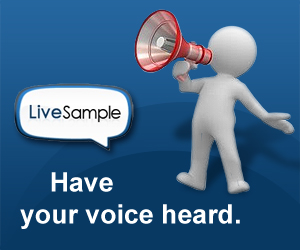 Join LiveSample for Easy Cash!