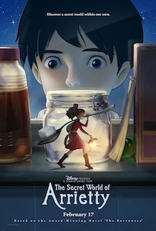 The Secret World of Arrietty Movie Clips
