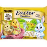 easter toll house cookies