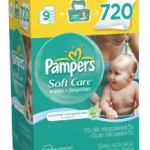 pampers wipes