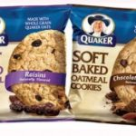 quaker oatmeal cookie