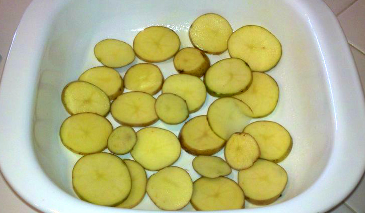 Irish Corned Beef and Potato Casserole