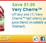 very cherre juice