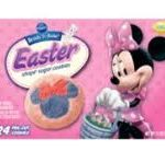 easter disney cookies