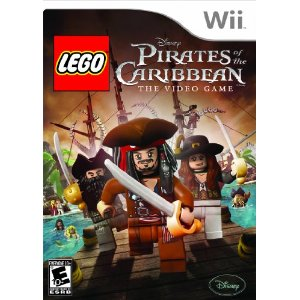 *HOT* Lego Pirates of the Caribbean for Wii or Xbox 360 for $14.96!