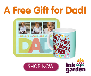 Customize Free Gifts For Dad – Just Pay Shipping