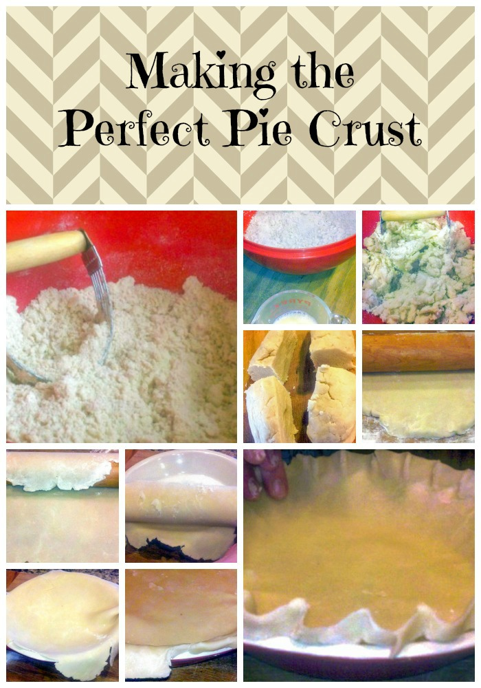 Step-by-Step Instructions on The Perfect Pie Crust
