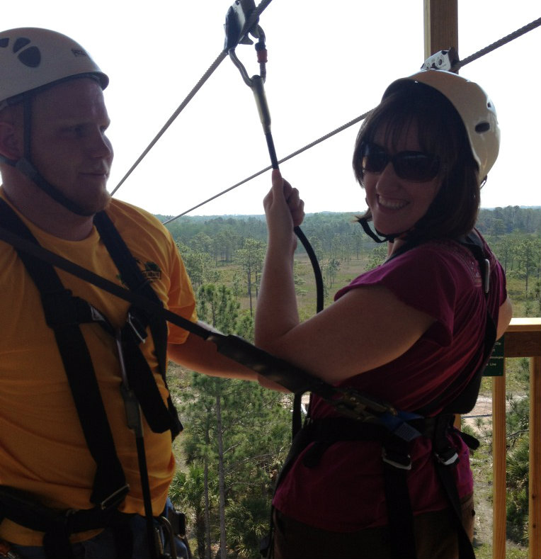 The First Zipline Roller Coaster in the USA – And I Rode It!