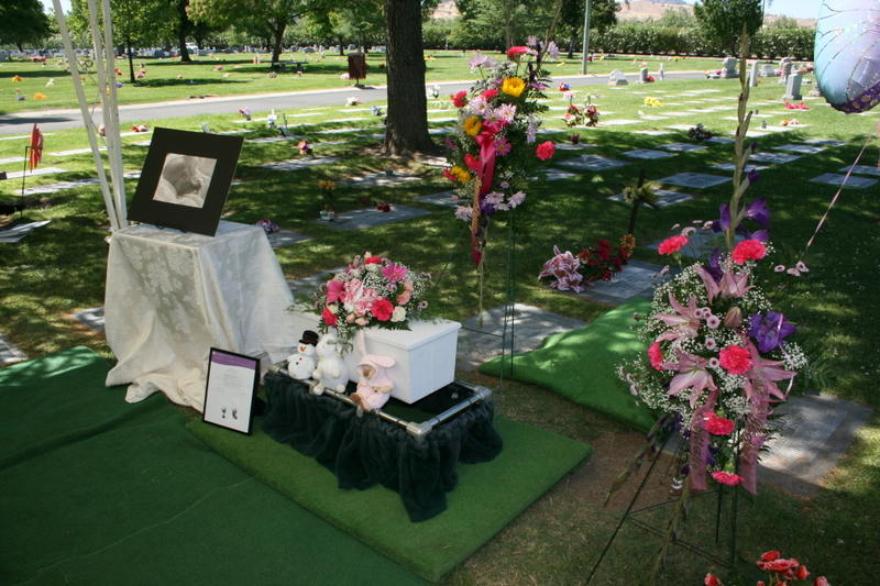 The Perfect Funeral For My Baby