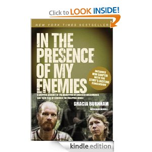 In The Presence Of My Enemies: Free Kindle Book (Reg. $13.99)