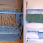repurposed basket