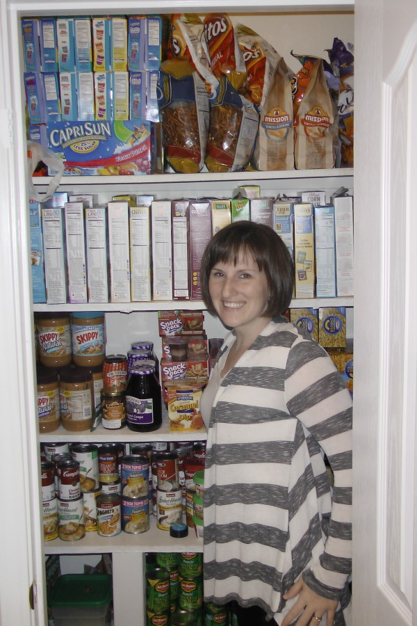 Plan for Emergencies by Building Up Food Storage