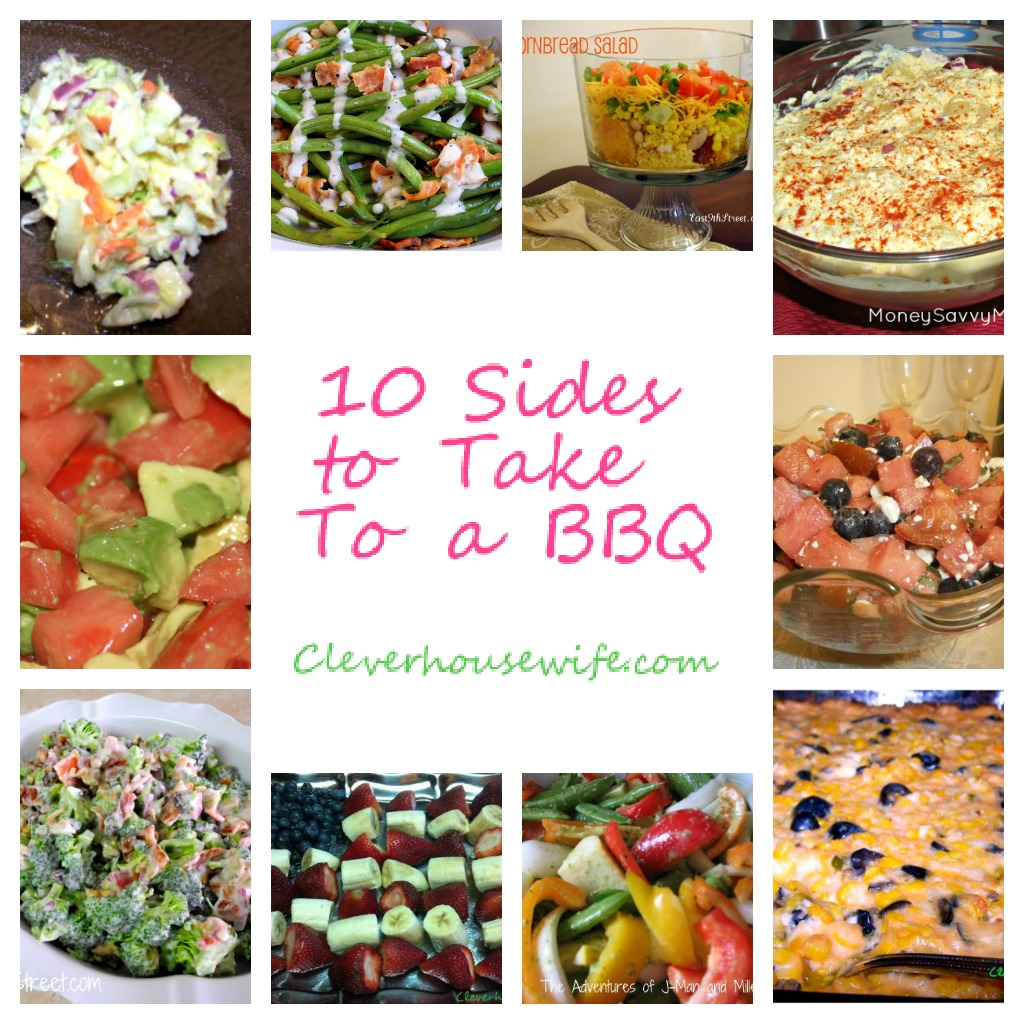 10 Great Sides to Take to a BBQ