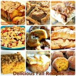 Delicious Fall Recipes