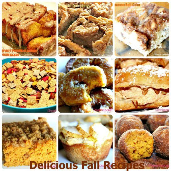 Top Fall Recipes