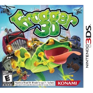 Frogger 3DS Game Only $11.75 (Reg. $29.99)