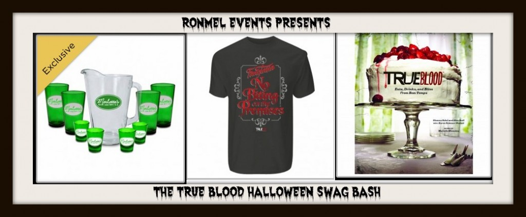 True Blood Halloween Swag Bash Giveaway