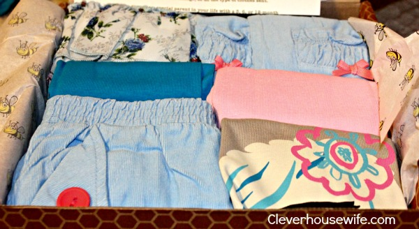 Wittlebee: Kids Clothes Delivered Every Month
