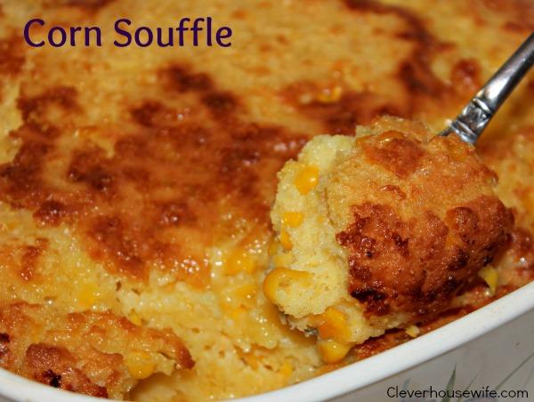Corn Souffle Recipe