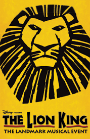 The Lion King at SHN Orpheum Theatre
