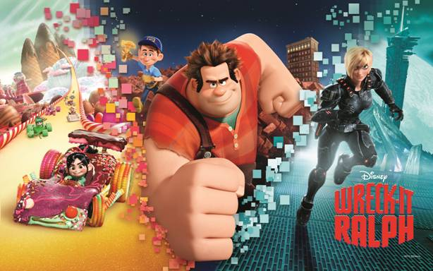 Run Don't Walk to Disney's Wreck-It Ralph