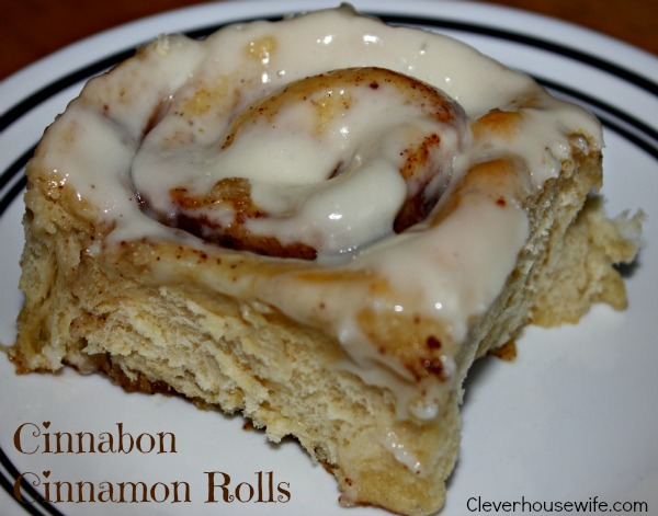 Just Like Cinnabon Recipe — Dishmaps