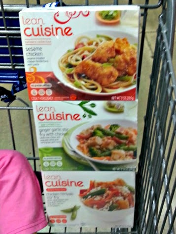 Meals in a pinch with lean cuisine side of mandarin for Are lean cuisine dinners healthy