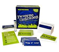 Reverse Charades: A Hilarious Twist on Charades + Giveaway
