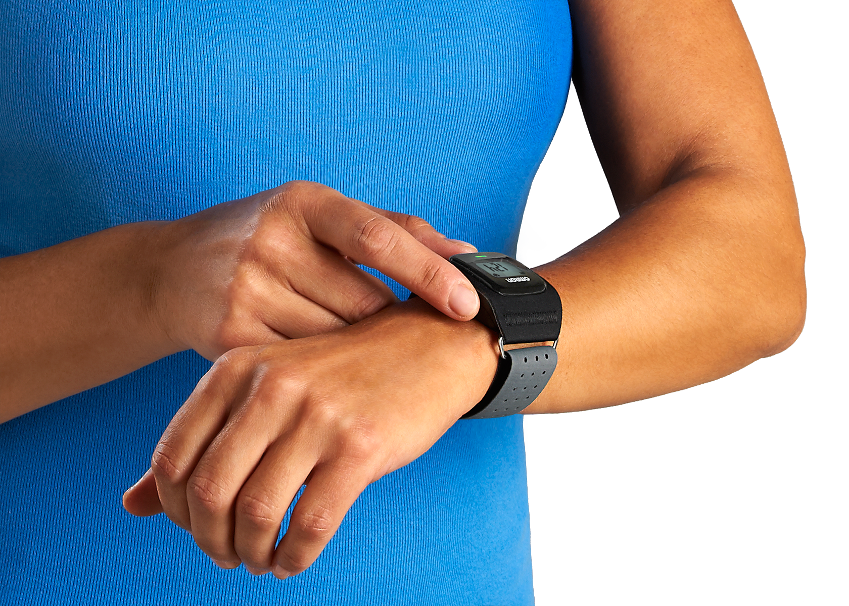 Week 3 in the #iheartOmron Fitness Challenge: The Omron Heart Rate Monitor