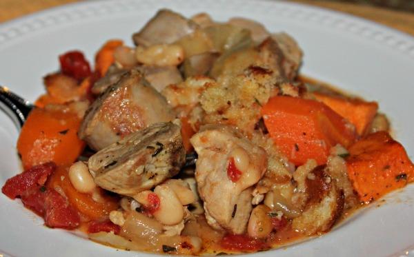 Pork Cassoulet