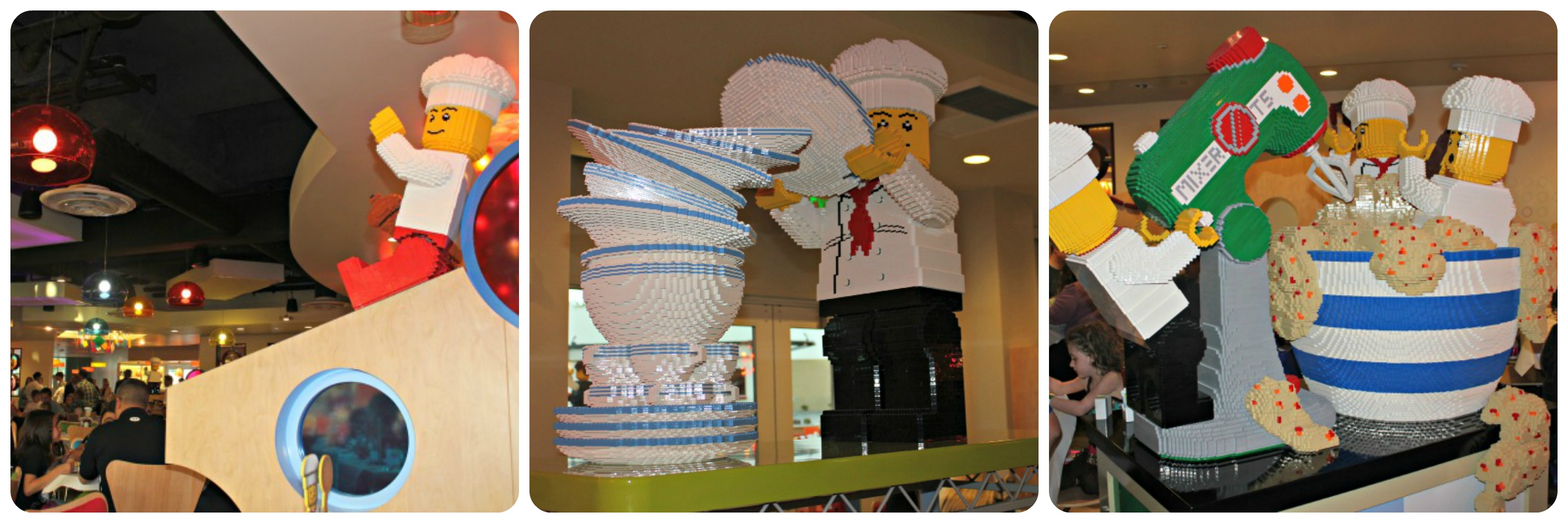 Ultimate Family Dining at Bricks Family Restaurant in the Legoland Hotel
